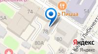 Компания iMag на карте