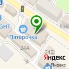 Местоположение компании Магазин бижутерии на ул. Мира