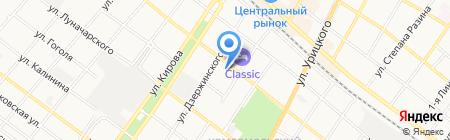 Мебель Беларуси на карте Армавира