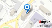 Компания Восторг на карте