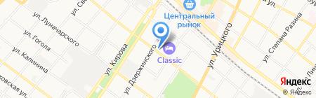 Kerk на карте Армавира