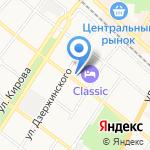 ЛИДЕР-ПРИНТ на карте Армавира