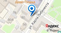 Компания ЛИК на карте