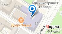 Компания FastMoney на карте