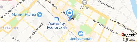 Пресса-Альянс на карте Армавира