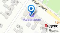 Компания Адреналин на карте