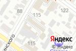 Схема проезда до компании Оптовое швейное предприятие в Армавире