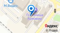 Компания Бюро Услуг на карте