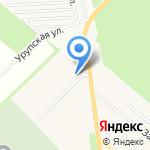 Кавказ Автогаз на карте Армавира