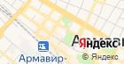 Администрация г. Армавира на карте