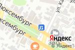 Схема проезда до компании Штопор в Армавире