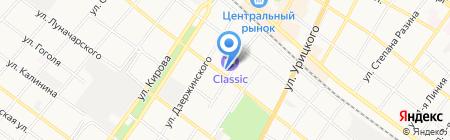 Промтехбизнес на карте Армавира