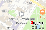 Схема проезда до компании РОССЭКОЛОГИЯ, ЗАО в Армавире