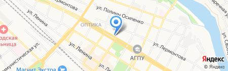 Продуктовый магазин на карте Армавира