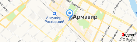 Labirint.ru на карте Армавира