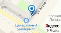 Компания Магазин постельного белья на карте
