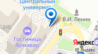 Компания SNR на карте
