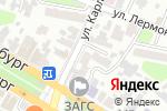 Схема проезда до компании Статус-аудит, ЗАО в Армавире