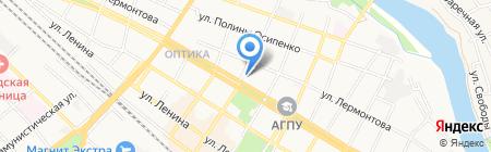 Статус-аудит на карте Армавира