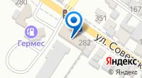 Компания От А до Я на карте