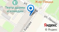 Компания ЦифроГрад на карте