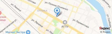 Русский литературный клуб на карте Армавира