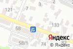 Схема проезда до компании Армавирский социально-психологический институт в Армавире