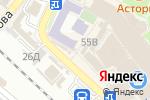 Схема проезда до компании Банкомат, Крайинвестбанк, ПАО в Армавире