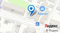 Компания Партнер-Юг на карте
