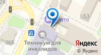 Компания Камелия на карте
