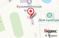 Схема проезда до компании Ладушки в Кузьмищах
