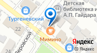 Компания Детская библиотека им. А.П. Гайдара на карте