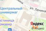 Схема проезда до компании Городской дворец культуры в Армавире