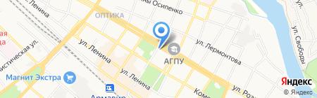 Д`Люкс на карте Армавира
