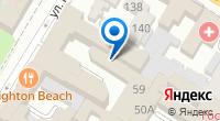 Компания ПОН на карте