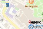 Схема проезда до компании Российский текстиль в Армавире