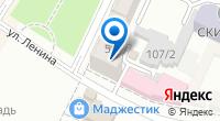 Компания PlaZma на карте