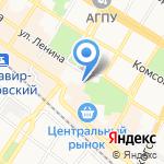 Армавир-BAND на карте Армавира