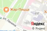 Схема проезда до компании РОСТЗОЛОТО в Армавире
