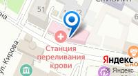 Компания Станция переливания крови №6 на карте