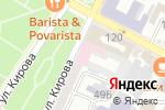 Схема проезда до компании Диагност в Армавире