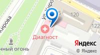 Компания Салют на карте