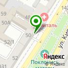 Местоположение компании Кадастровый инженер Вишняков В.В.