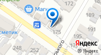 Компания Ритуальные услуги на карте
