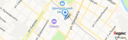 Обои-Центр на карте Армавира