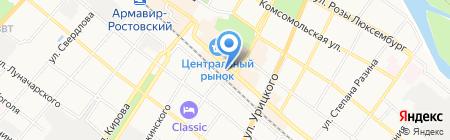 Финанс-ГарантЪ на карте Армавира