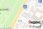 Схема проезда до компании Волга1 в Армавире