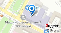 Компания Армавирский машиностроительный техникум на карте