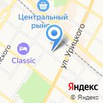 Следственный отдел Следственного комитета по Краснодарскому краю в г. Армавире на карте Армавира