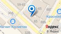 Компания Универмаг на карте